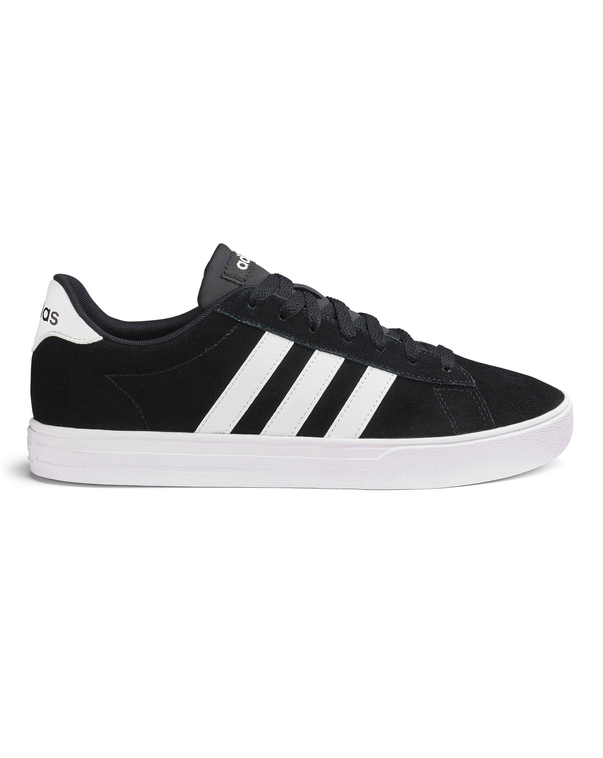 Adidas Daily 2.0 Trainers: Black: 6
