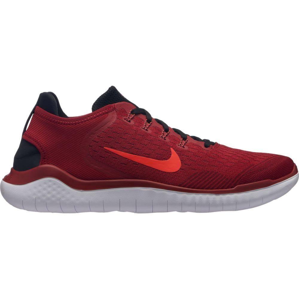 2018 Free Rot 42 Eur Nike Schuhgröße Rot Rn weiß 942836 602 HE7Rwqd