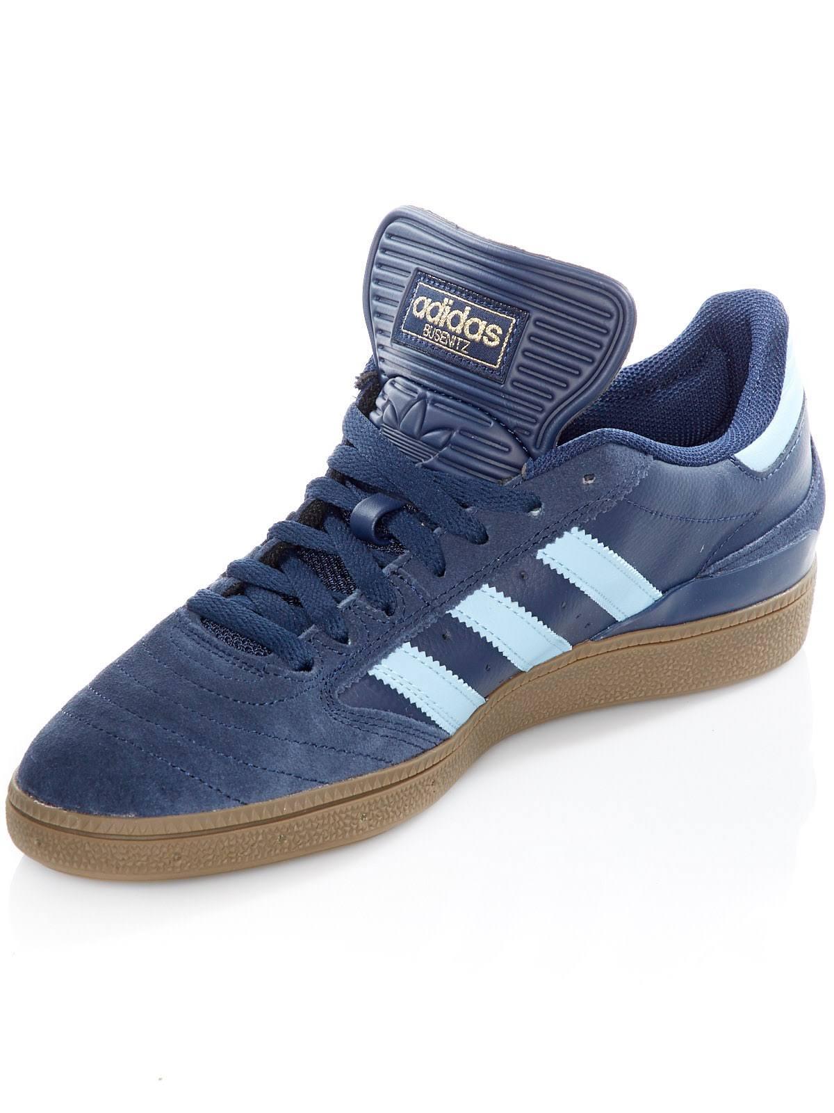 Blue Navy Gum Skateboarding Busenitz Shoes Pro Adidas IwqxXfvOf