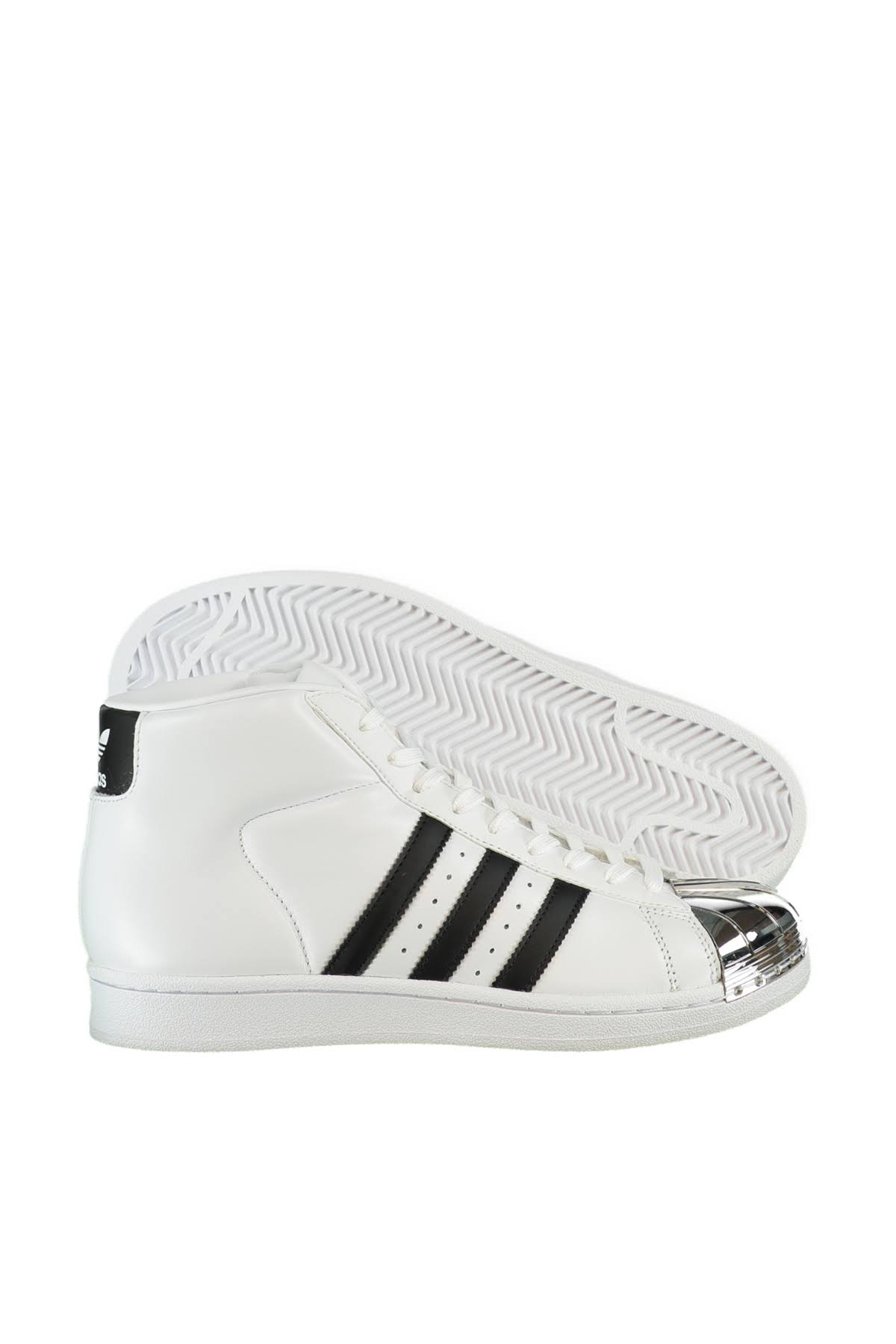 5 Kadın W 36½ 36 Toe Metal Ayakkabı Promodel Bb2131 Adidas Beyaz XIwxqZ8x