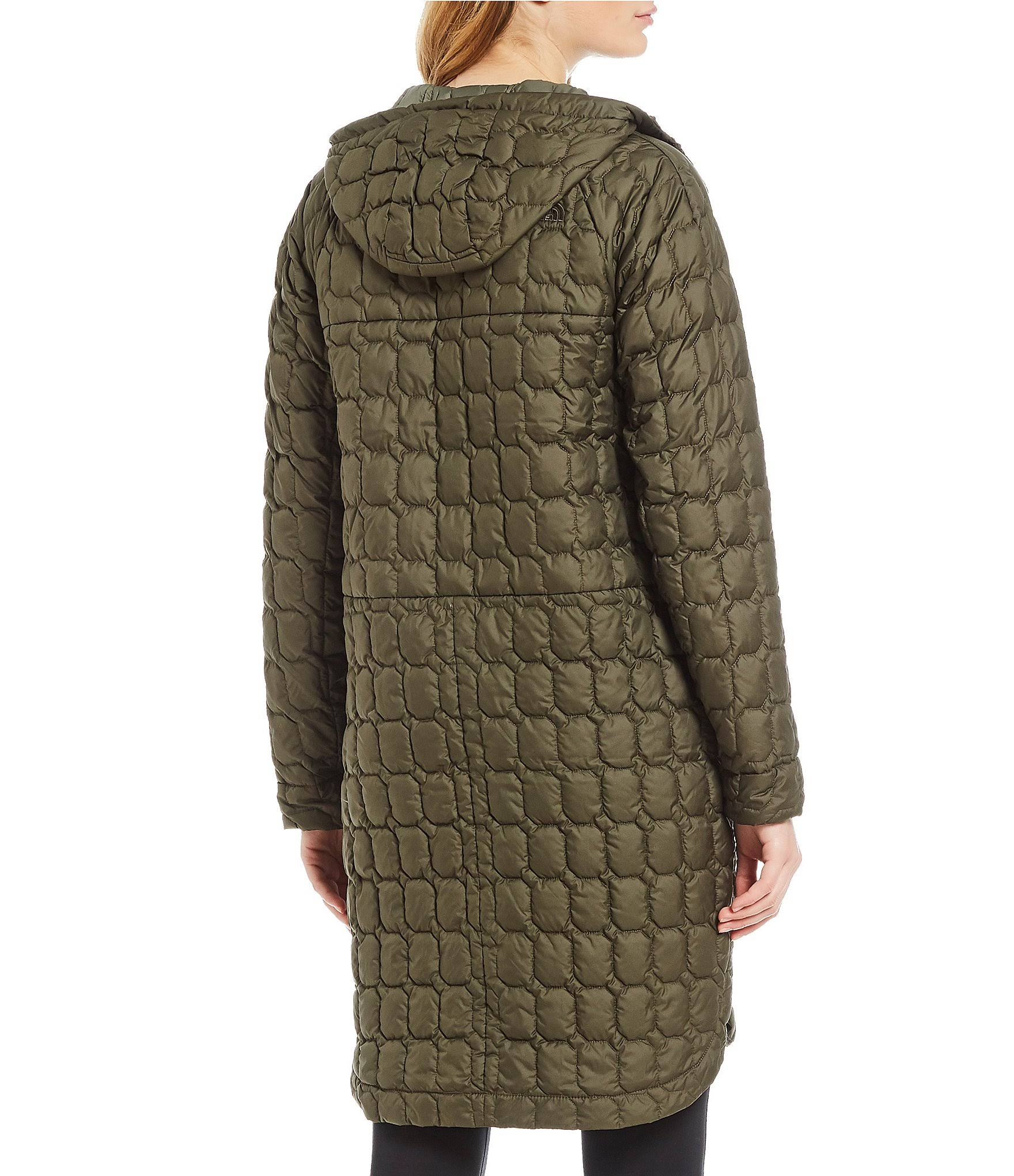 Duster Damen Face Die North Thermoball Parkajacke wBavInq7