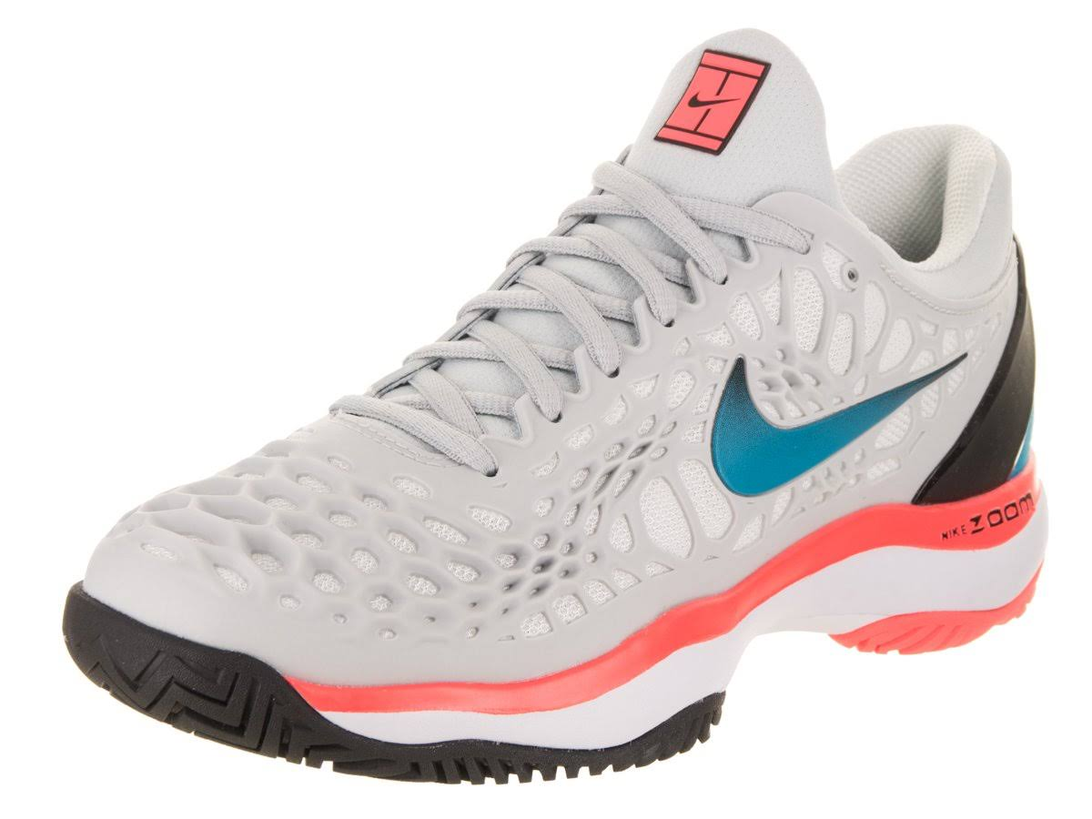 Platinum Nike Cage Damen 3 Zoom Pure Tennisschuhe AvAfHFnx4