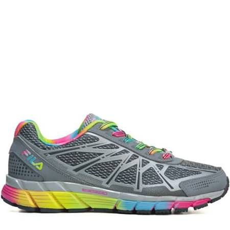 8 Rainb M Running 0 Energized shadow Shoes Windmill Size Women's Fila silver Oq0z7z1