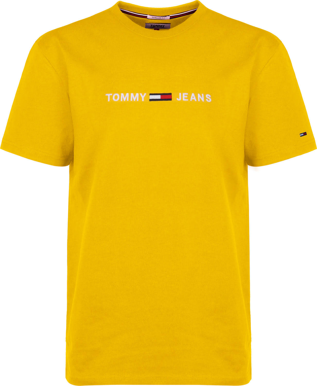 Tommy Tommy Jeans Jeans Small Text Yellow 2HED9WIY