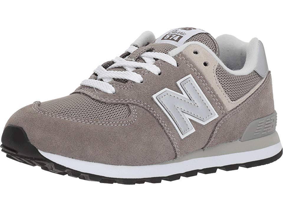 Balance Niño Preescolares New Niños 574 Tamaño 5 Gris Crema Para 2 Zapatos YBxEqw1dE