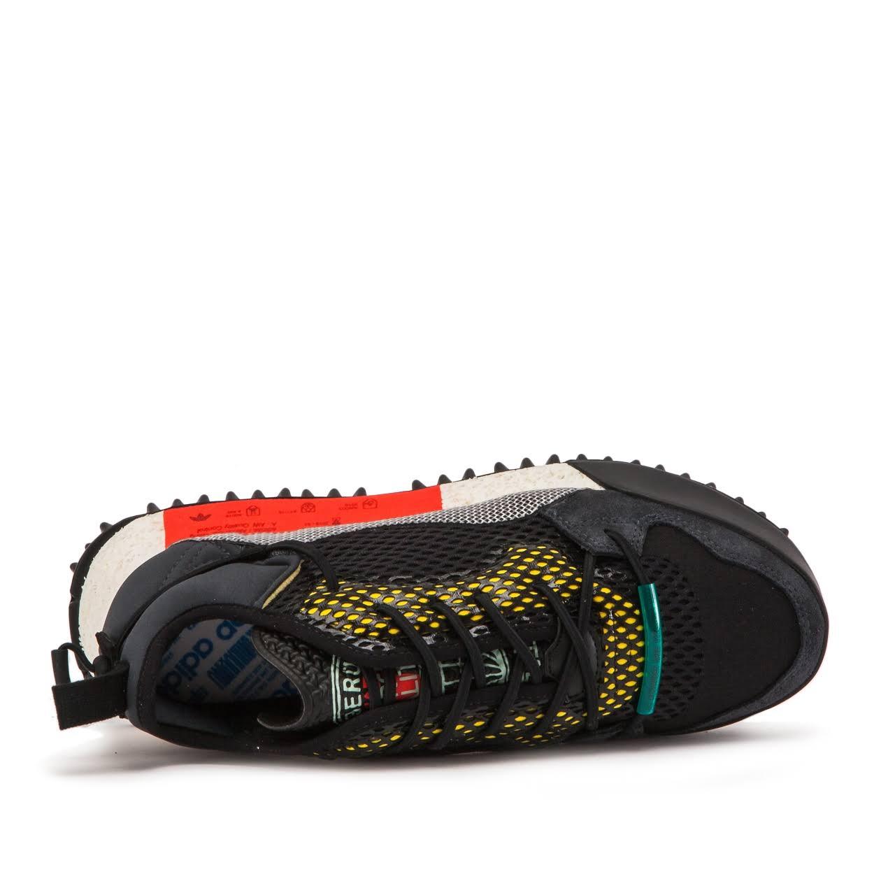 Reissue Gris Run Alexander Adidas Wang núcleo Aw Rojo Negro Oscuro De pwAqpfI