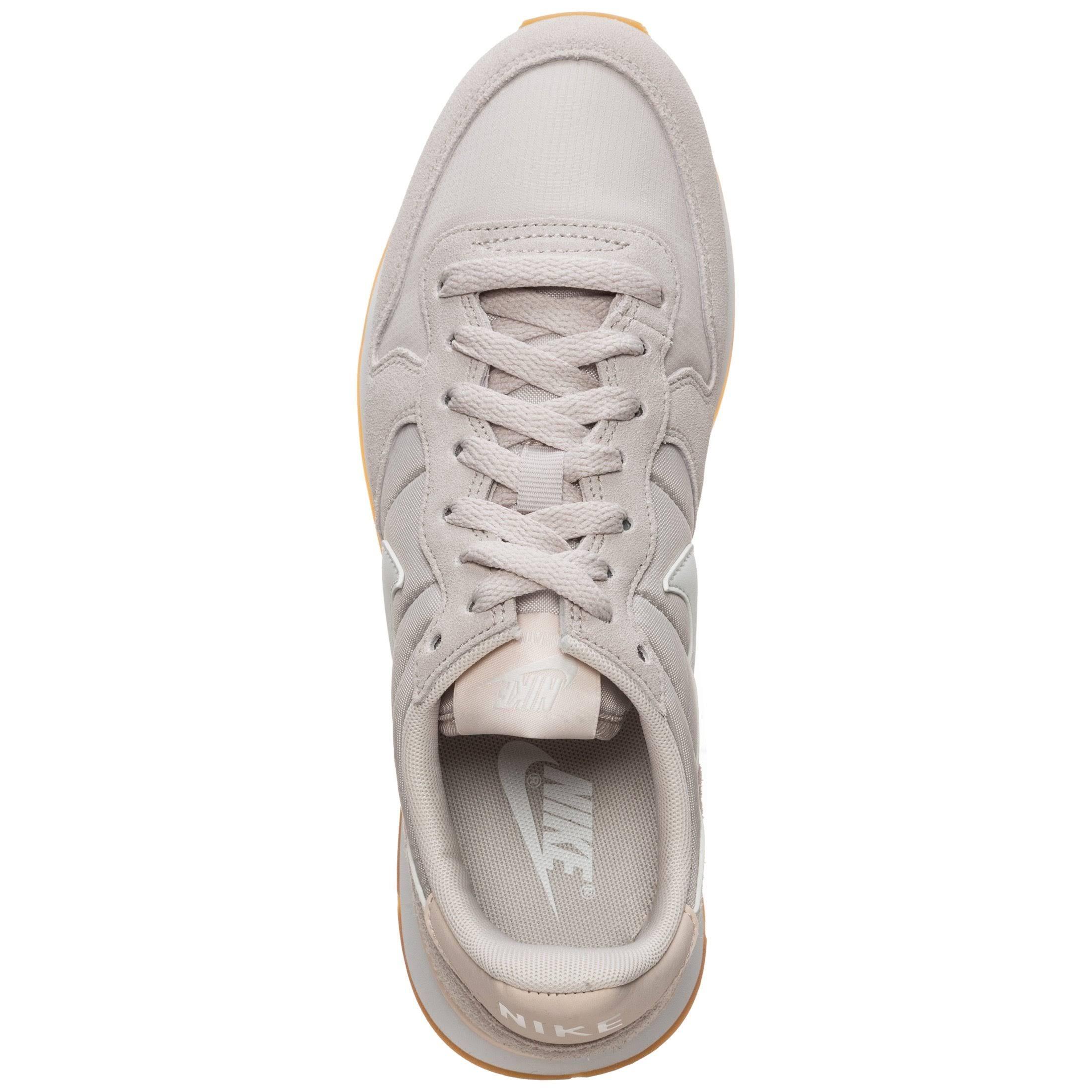 Nike Sneakers Dames Blue Beige SportswearInternationalist 9ebWE2IDHY
