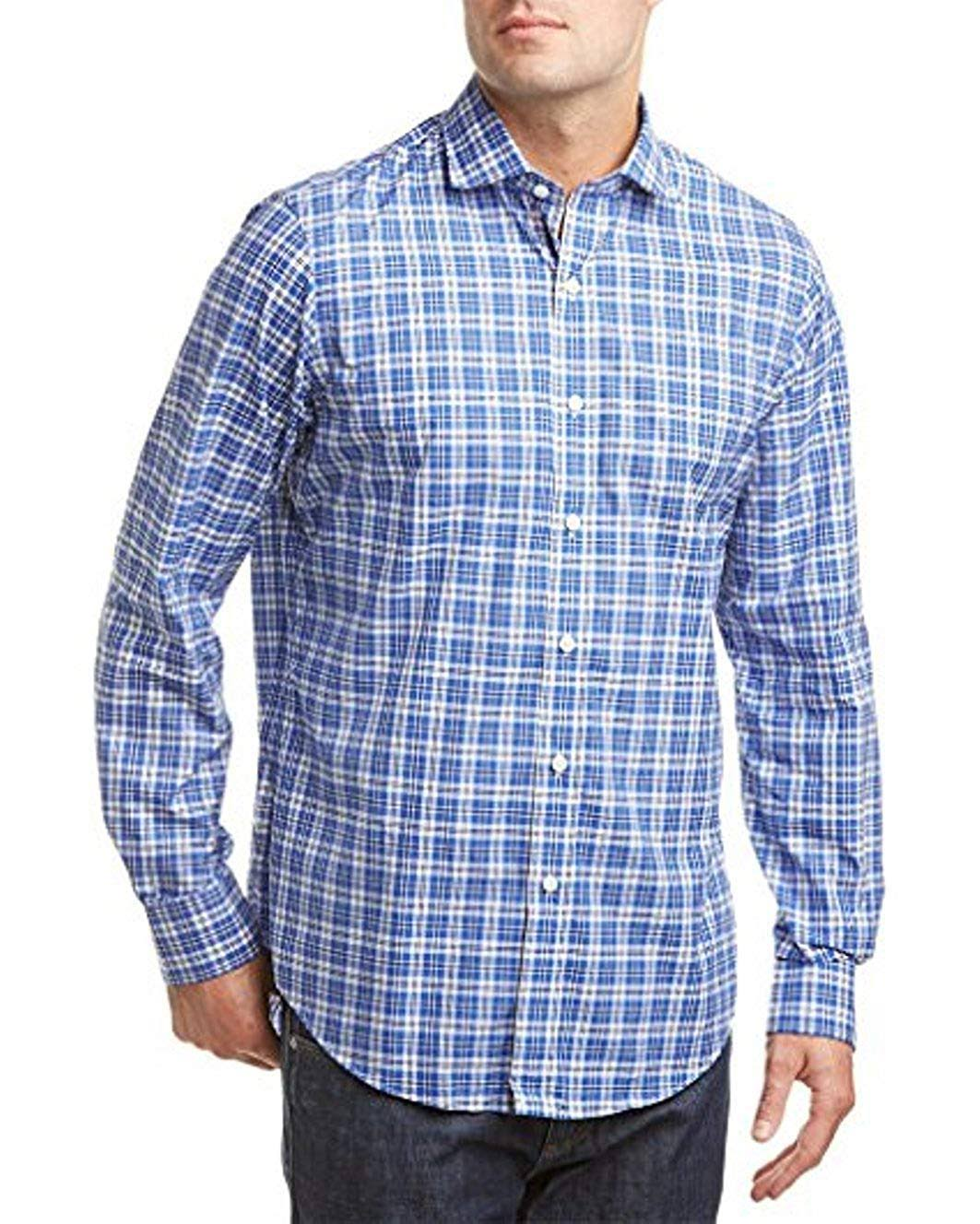 Button Baumwoll Fit Lauren Ralph shirt Standard down Twill Männer qUzBY