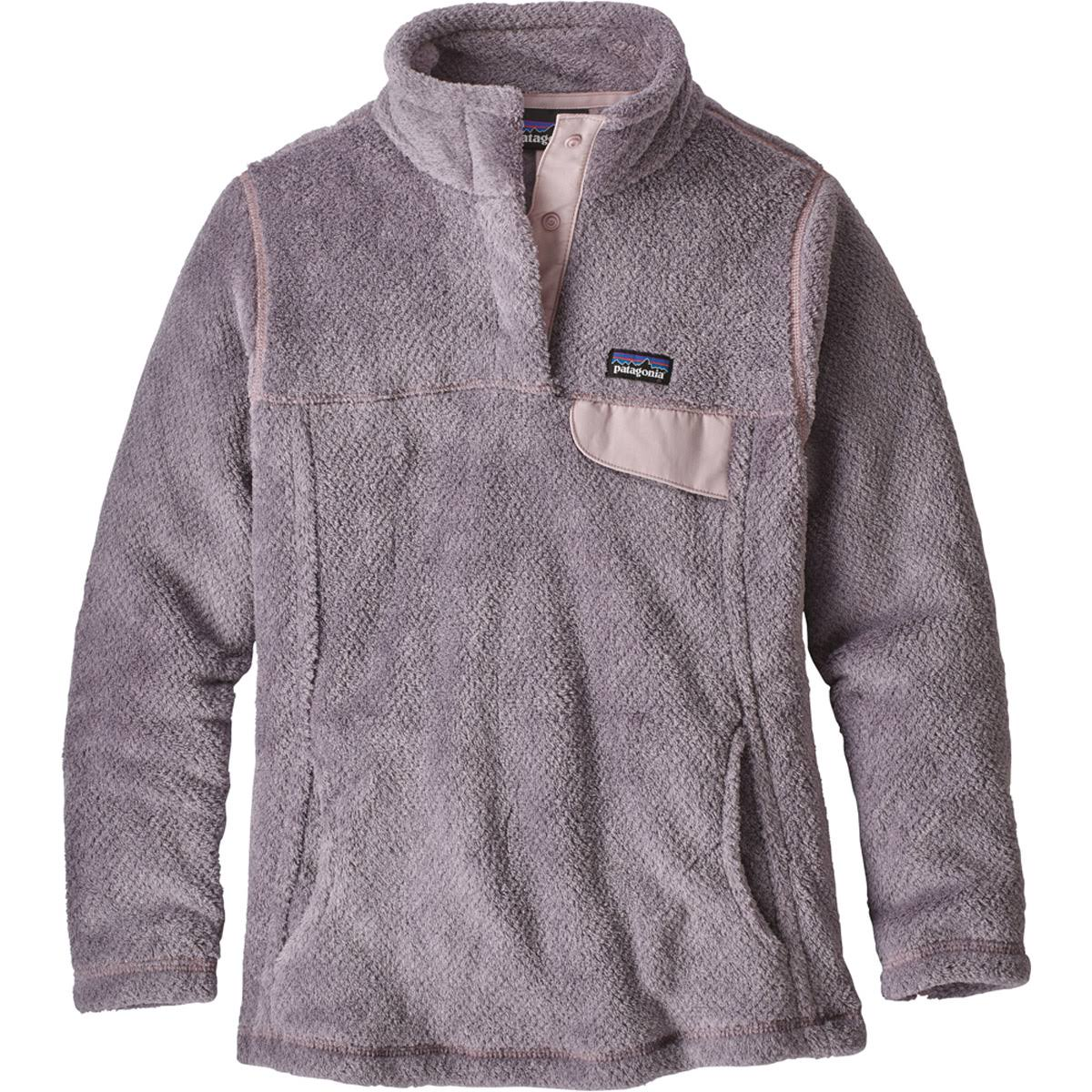 Girl Fleece Snap Re De t Jersey tool Patagonia zwvCqqf