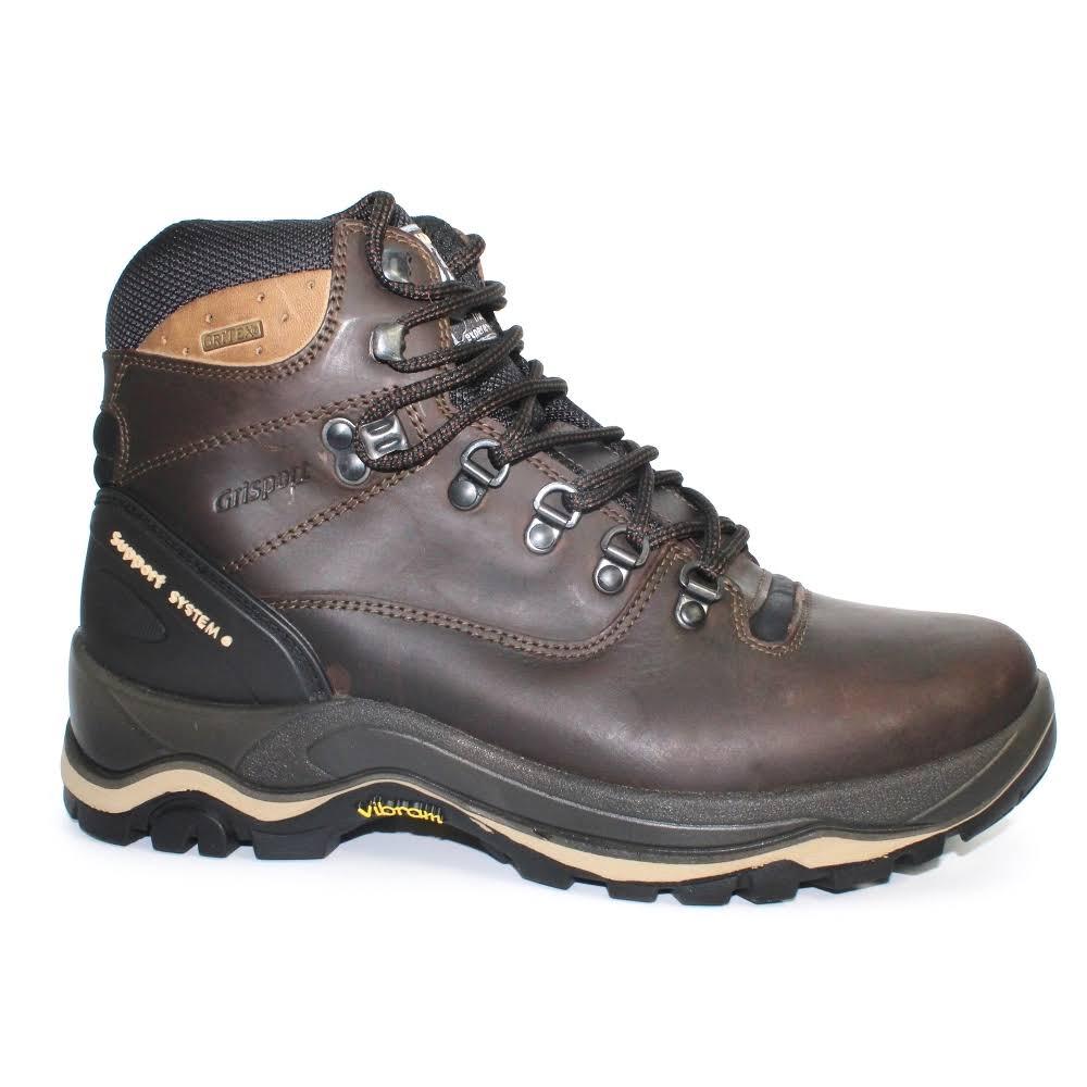 Grisport True Grip Hiking Boot Colour: Brown, Size: 43