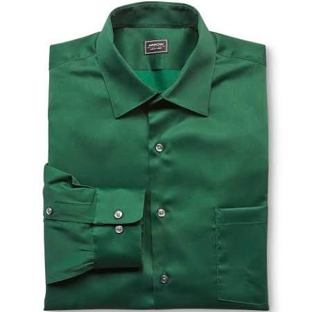 Marino Arrow Ajustada 15 Para 5 Hombre Vestir Azul Terciopelo Camisa Tamaño De qtAFUqwP