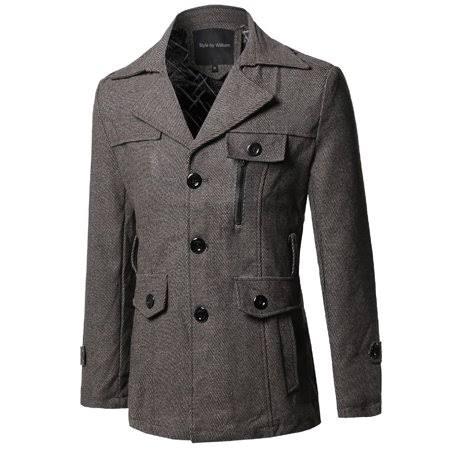 Los Hombres Marrón Clásico S De Desmontable Escudo Fashionoutfit Patrón Tweed Cinturón gAqwC1w