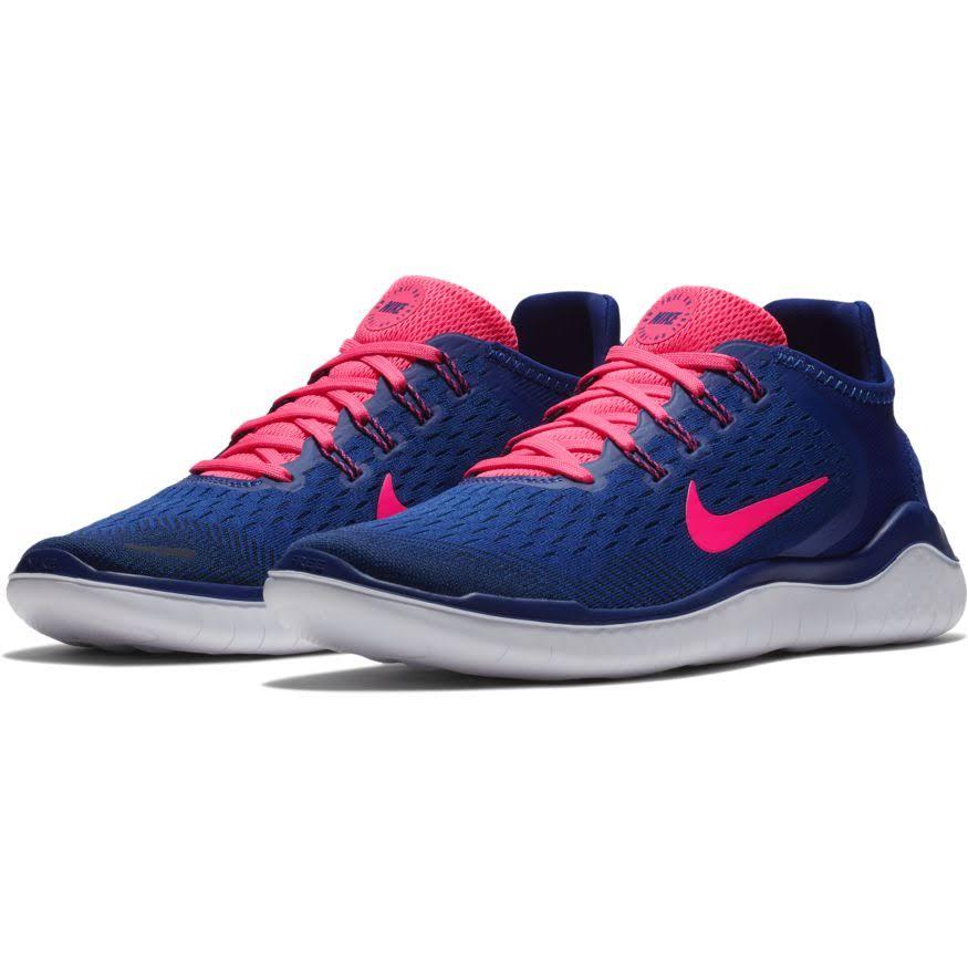 Bluepink Free Dames Nike Blastobsidian Deep Royal Rn 2018 eH9YEWD2bI