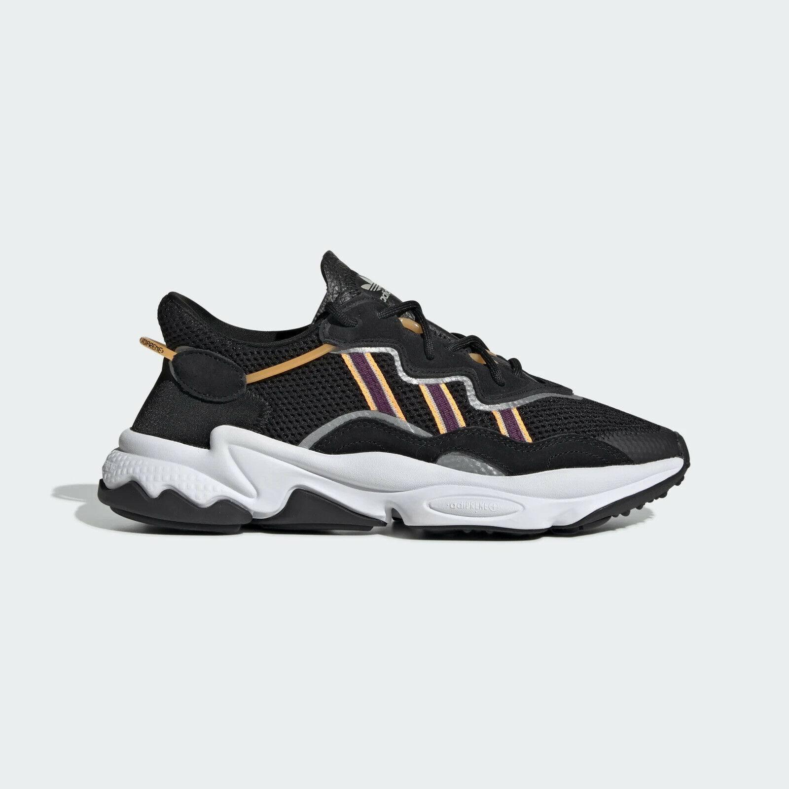 Adidas Ozweego Shoes - Womens - Black
