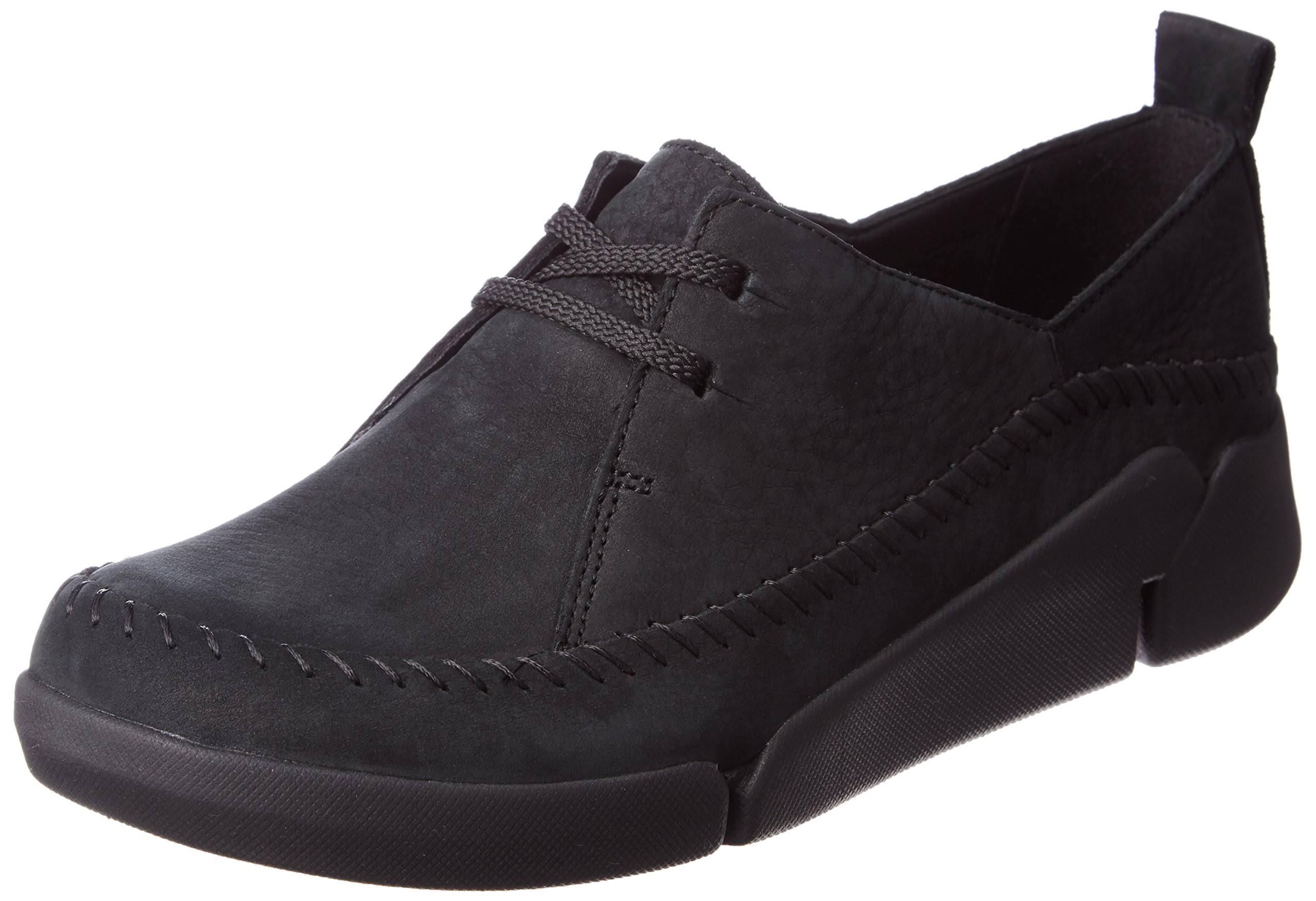 damesschoenen zwart 7 Clarks Angel Tri WI9D2EHbeY