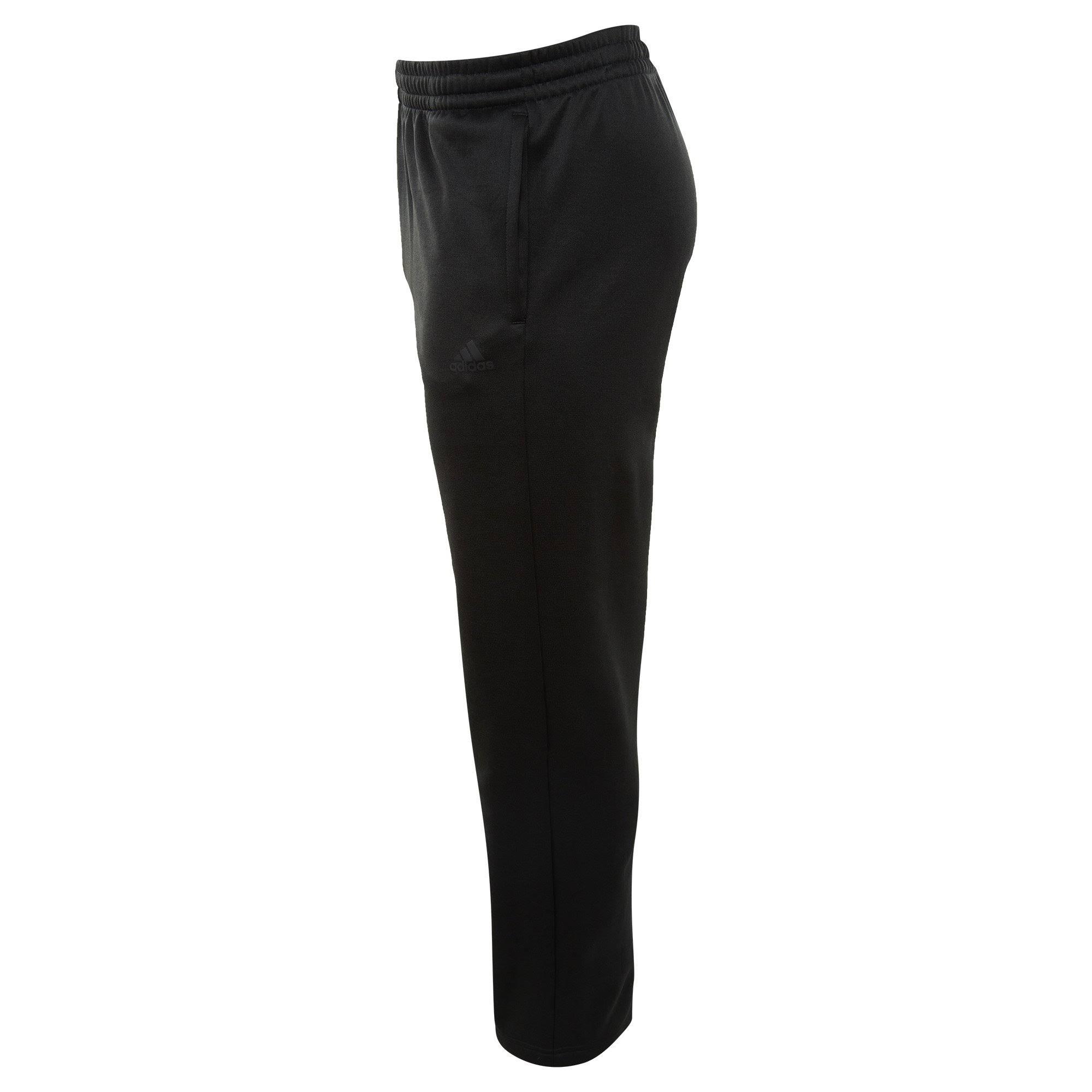 da Pantaloni in uomo AdidasNeroXl pile KJl3TF1c