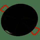 Paellera Valenciana Pulida 55cm La Ideal