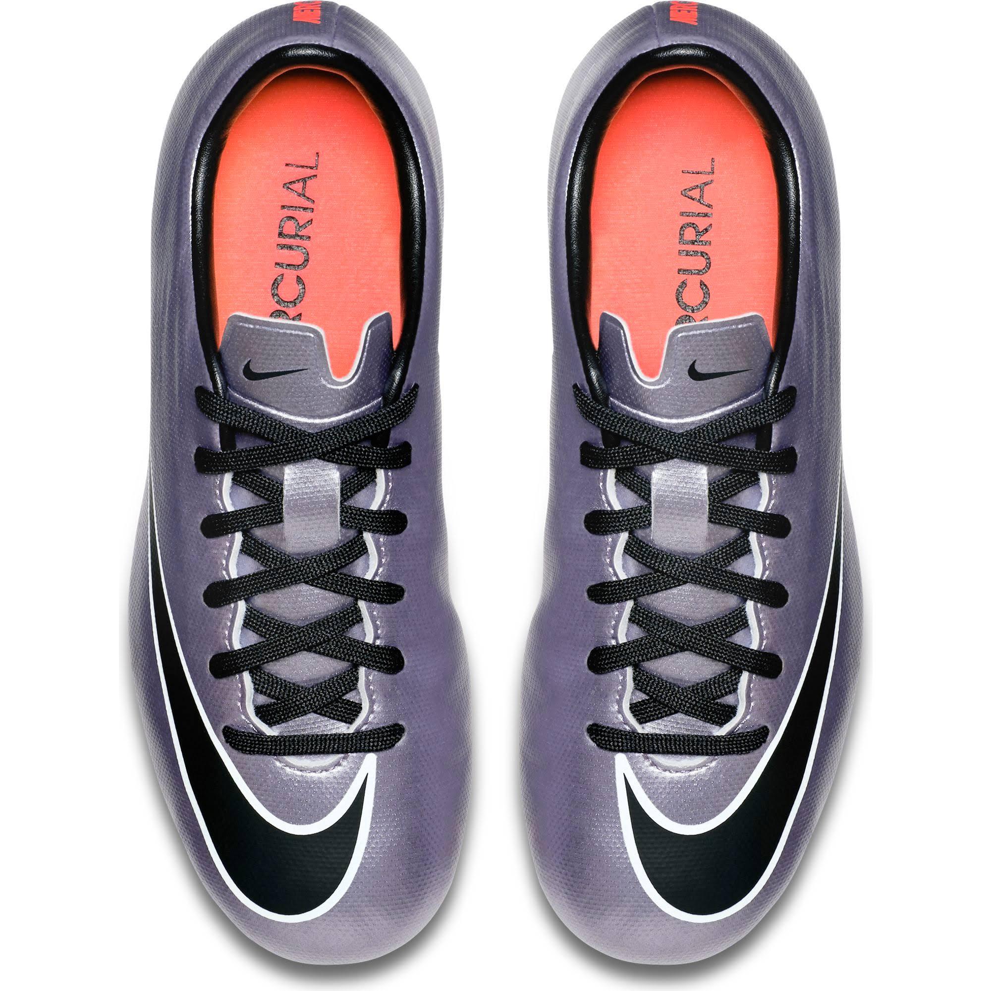 Lila Black V Victory fg Urban Mercurial Jr Nike gxfaww