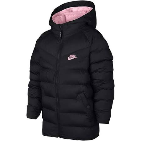 Older Filled Girls Nsw Nike En Lavaglow Negro Chaqueta InA5Rqn