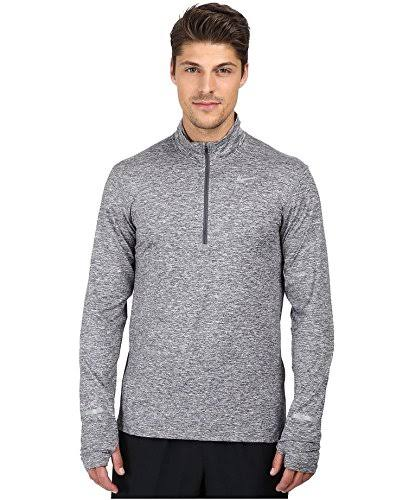 Running De Camiseta Dry Hombre Element Nike Para Gris F5HdwHq