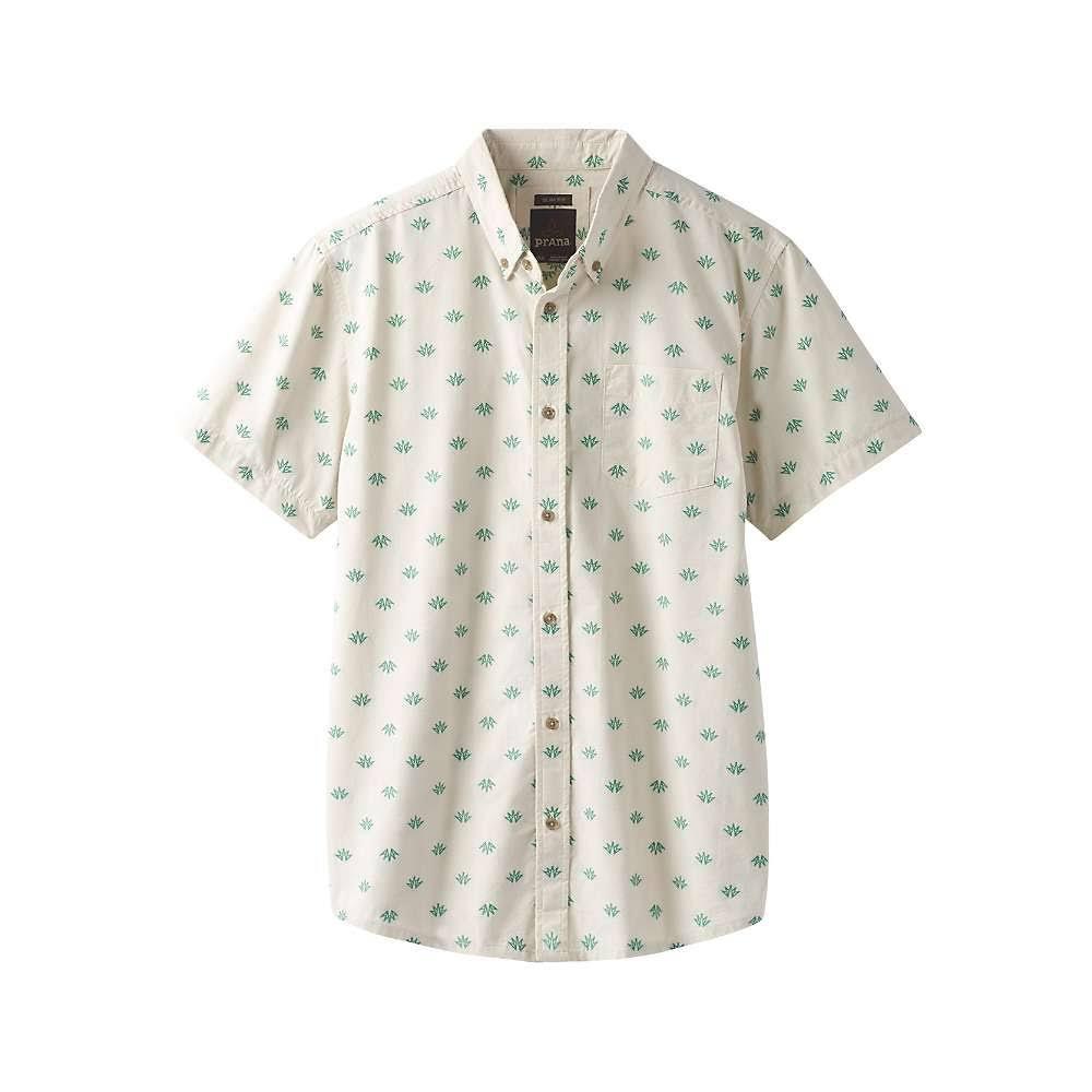 Herren Broderick Slim Prana Stone Shirt Xxl wAaPvFx0vq
