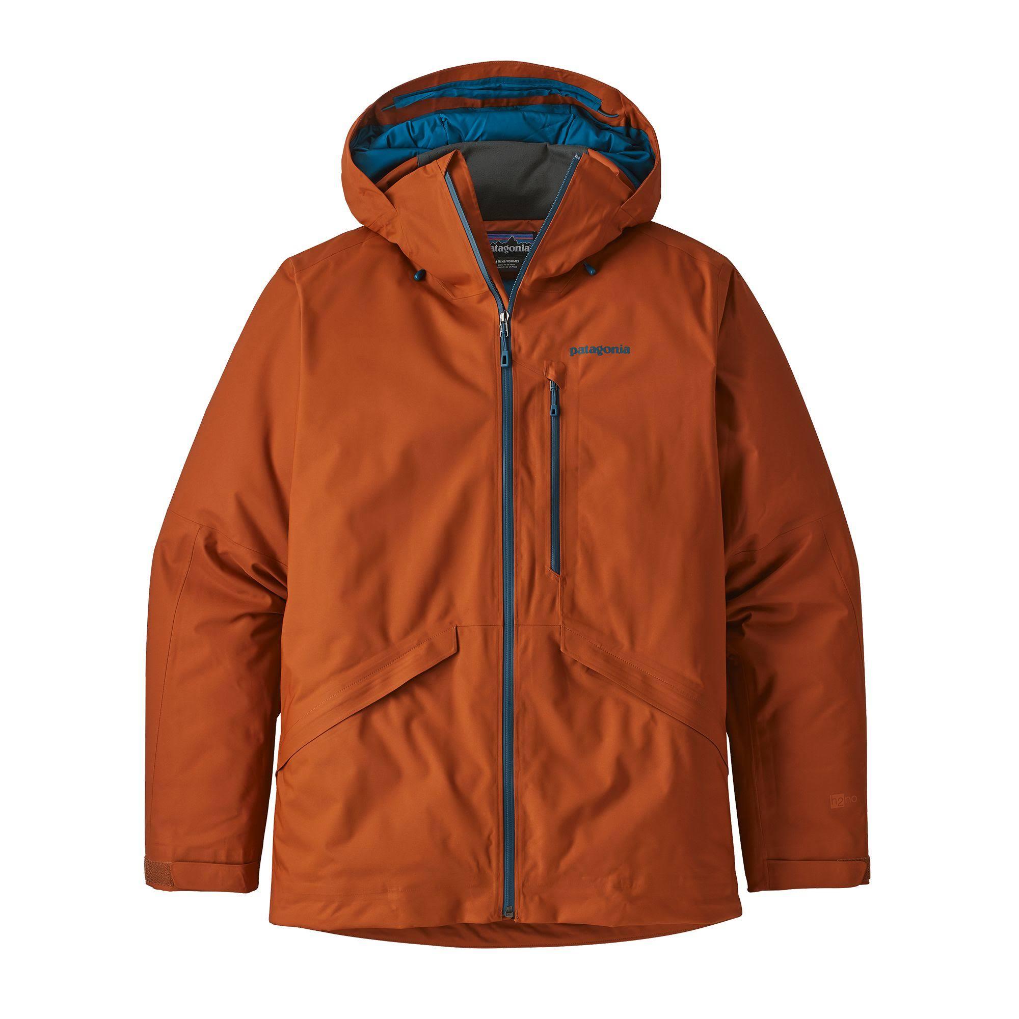 Snowshotjacke 31080 Patagonia Für Kupfererz Isolierte L Herren xfnqvXgHn