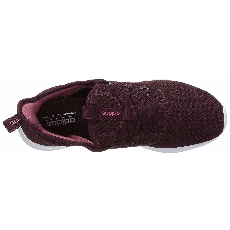 Cloudfoam Sneakers Burdeos Mujer Para Pure 10 Adidas Borgoña RdqwxCvCA