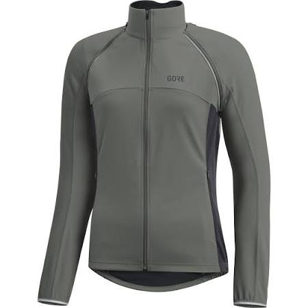 L Wear Chaqueta Windstopper De Castor Phantom Off Gore Zip C3 Mujer Terra Grey Z6qw46