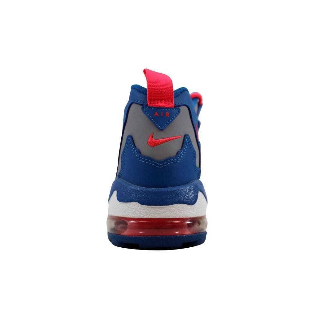 '96 Max Air Carmesí Dt 616502 Gris Azul 400 Láser Lobo Nike Militar 7qxwdCxt