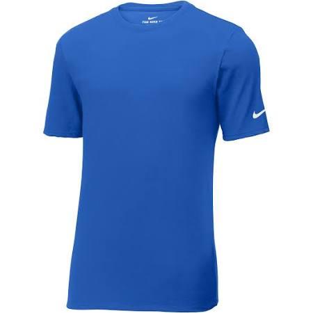 Tee Cotton Spiel Core Nike Medium Royal Nkbq5233 qw7FECa