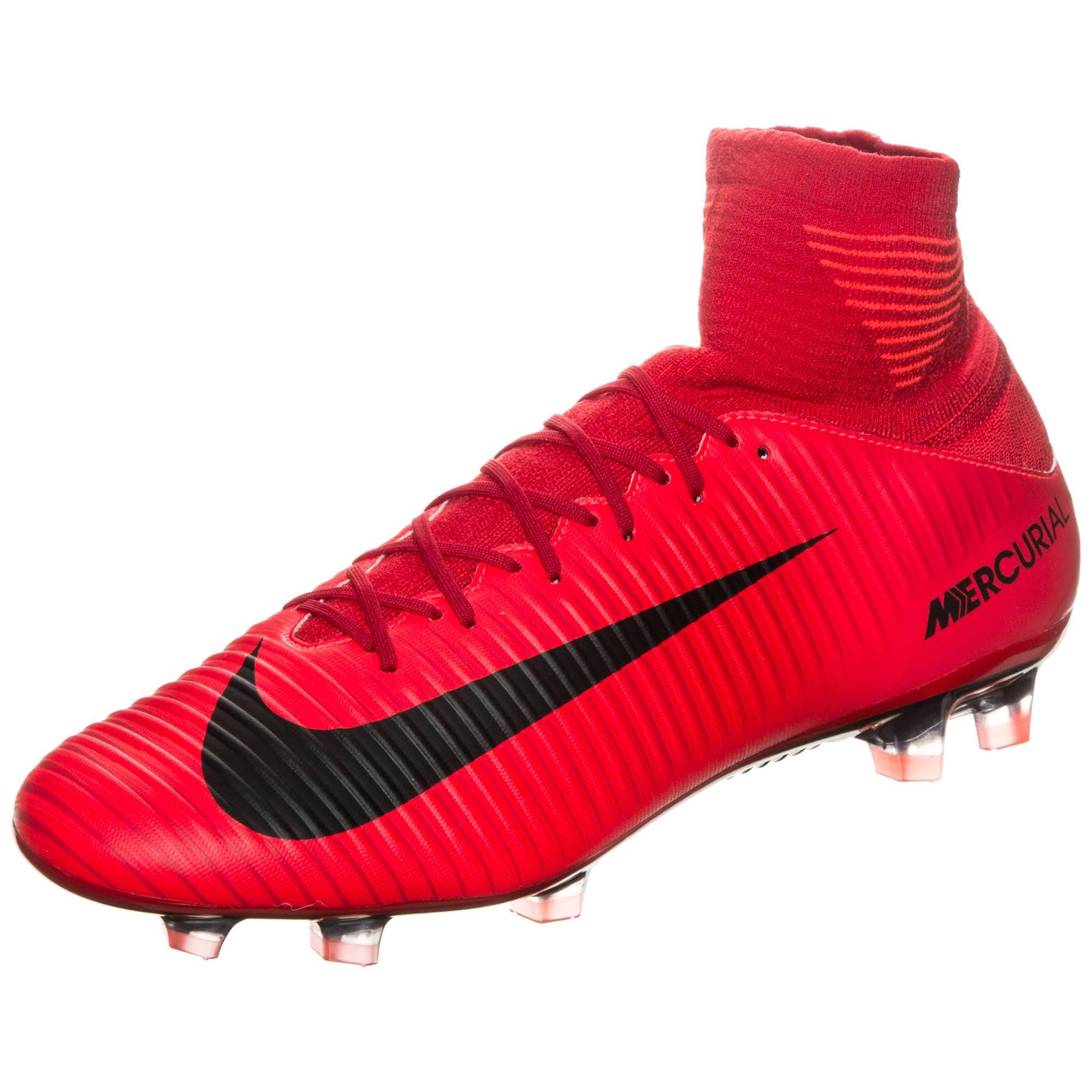 Fußballschuh Fg Mercurial Nike Df Iii schwarz Rot Veloce Herren 1ZUZvqwFn