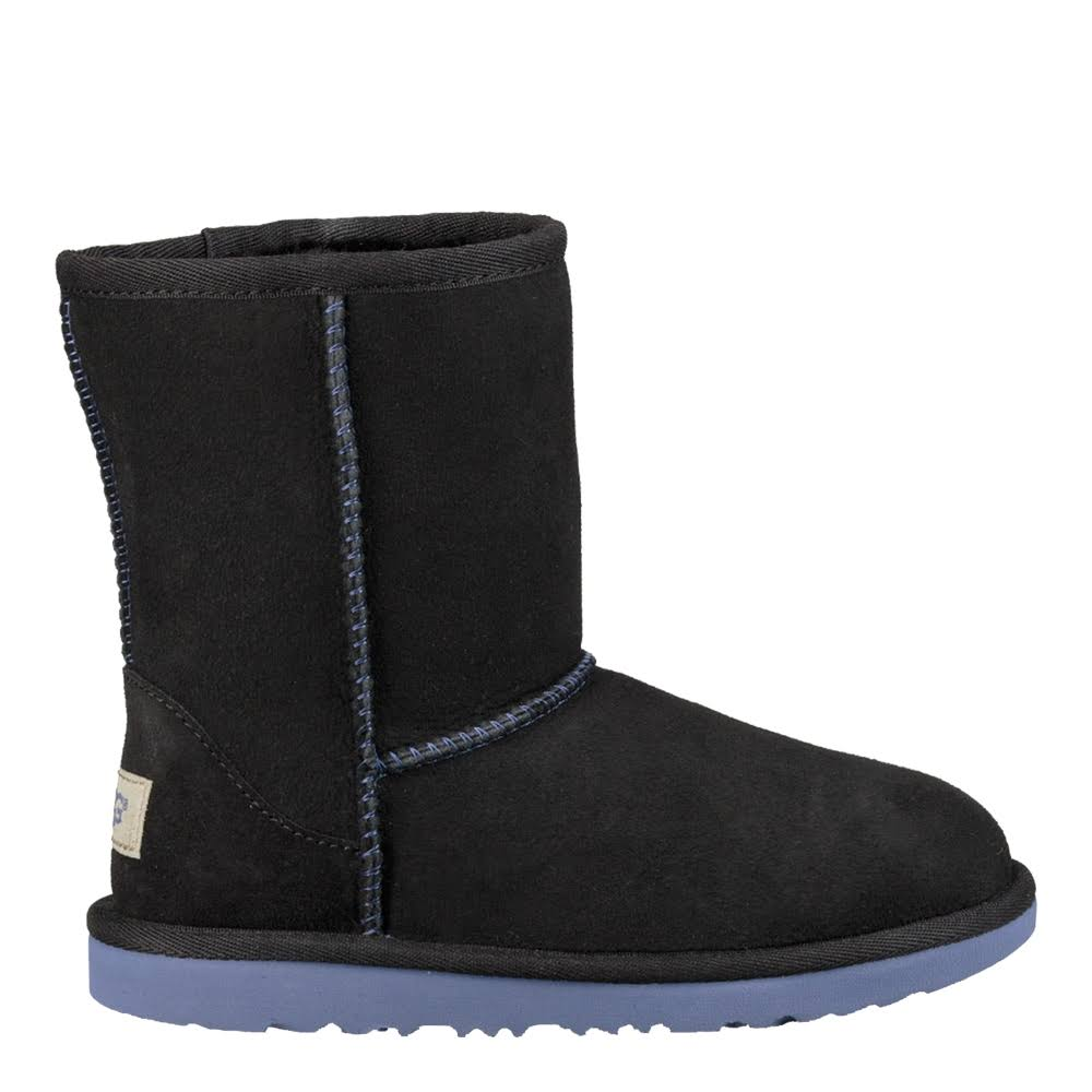 Black Ii nocturne Classic 1017703t Boots Toddlers' Ugg bnct qB1wF4vB