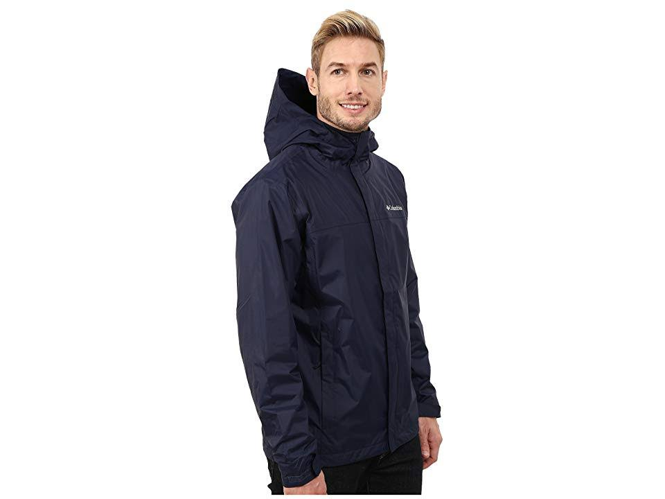 Watertight Collegiatenavy Ii Jacke 1533891 Regular Herren Columbia BHq77