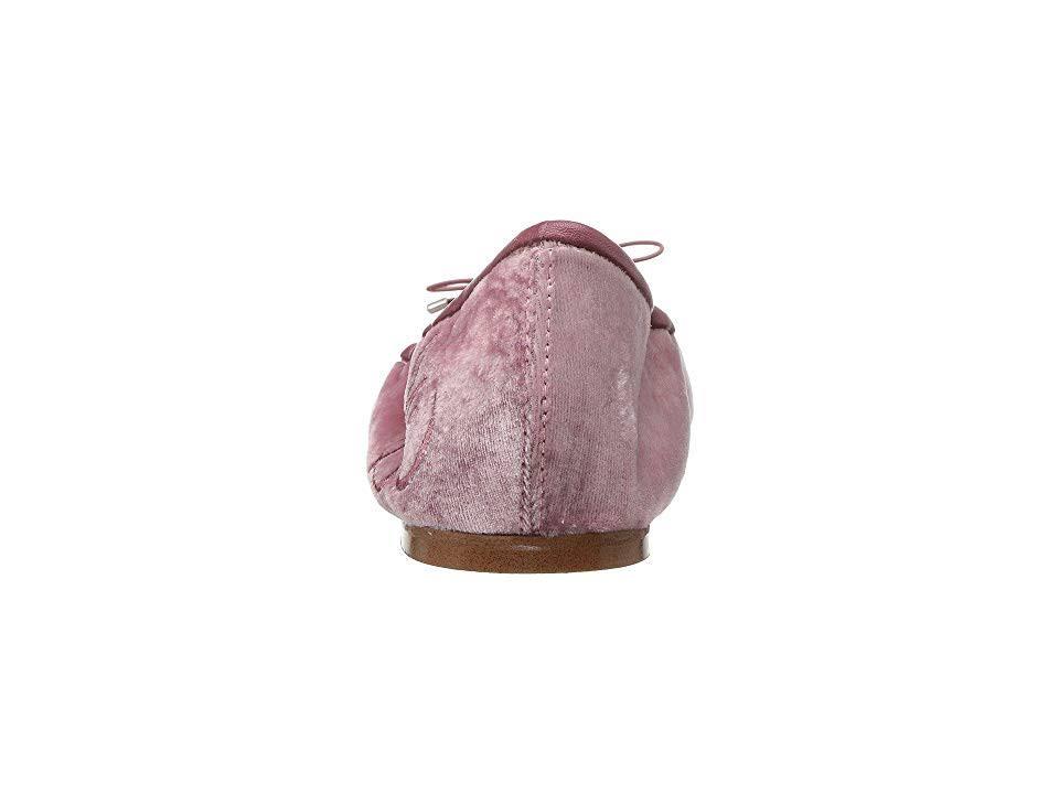 Platte Sam Rose W 5 Silky Felicia damesschoen Faded Velvet6 Edelman EH29ID