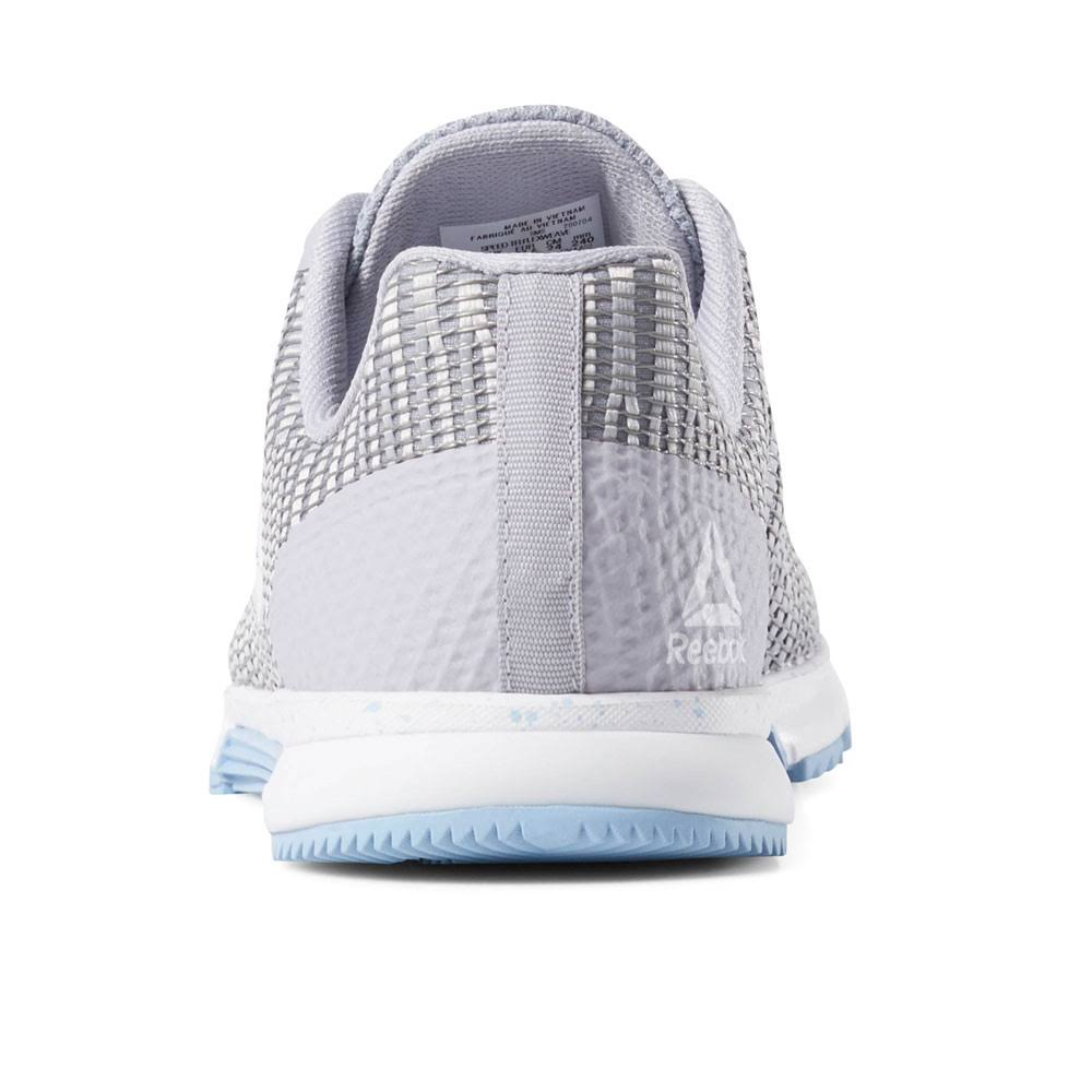 blue Flexweave Shoes Lightgrey Speed 5 4 Women's Reebok Tr Grey Training 0wHEgOq