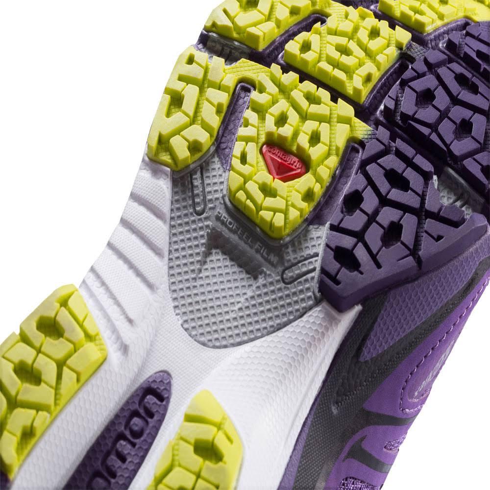 scream Trail Men's X 3d Shoe Running Purple Salomon PHay4