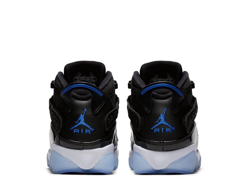 Air Jam' Jordan Para 6 'space Tamaño De 5 10 Negro Rings Deporte Hombre Zapatillas qE6fB1
