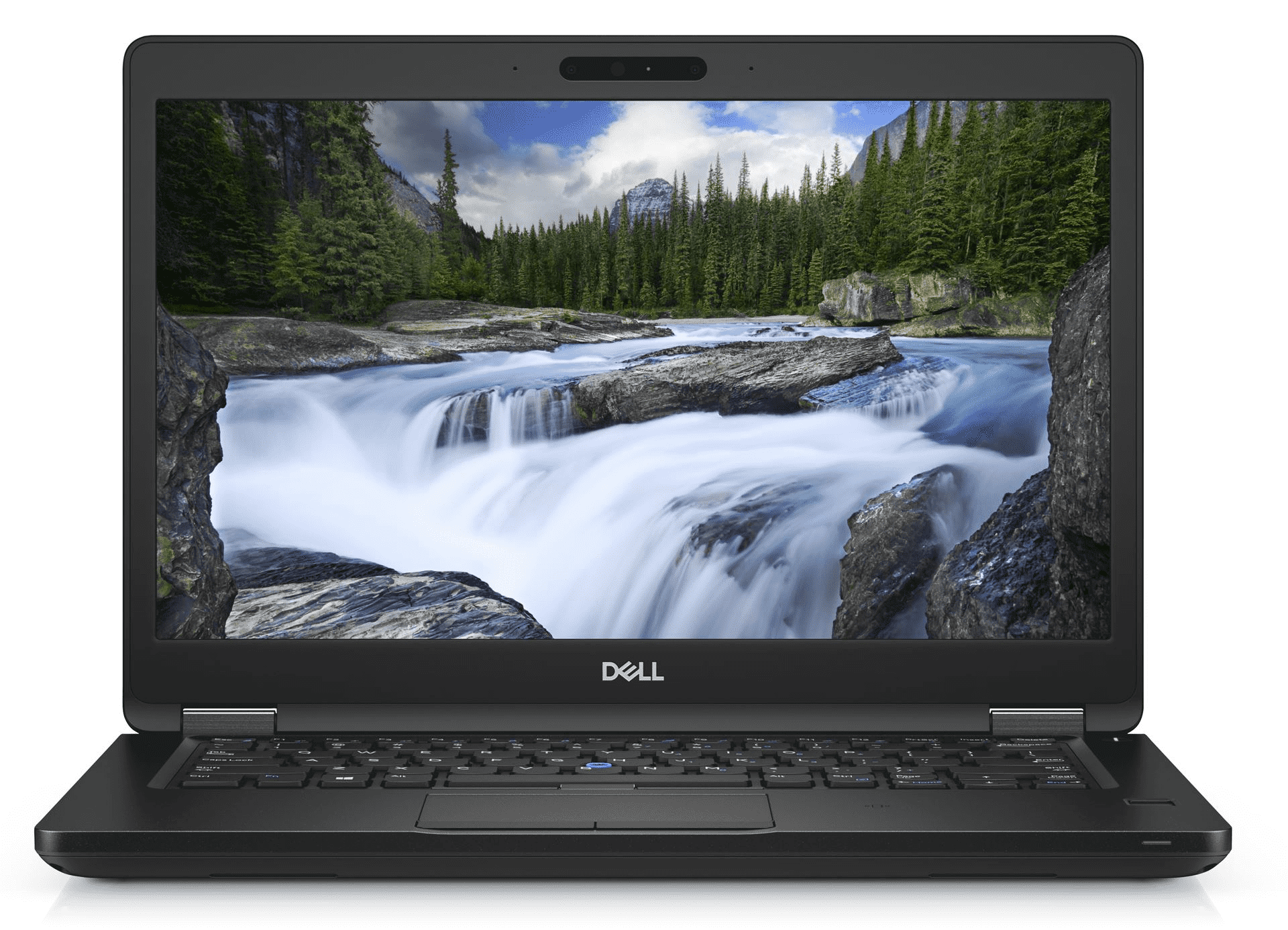 "Dell Latitude 5490 14"" 1920 x 1080Pixels Zwart Notebook"