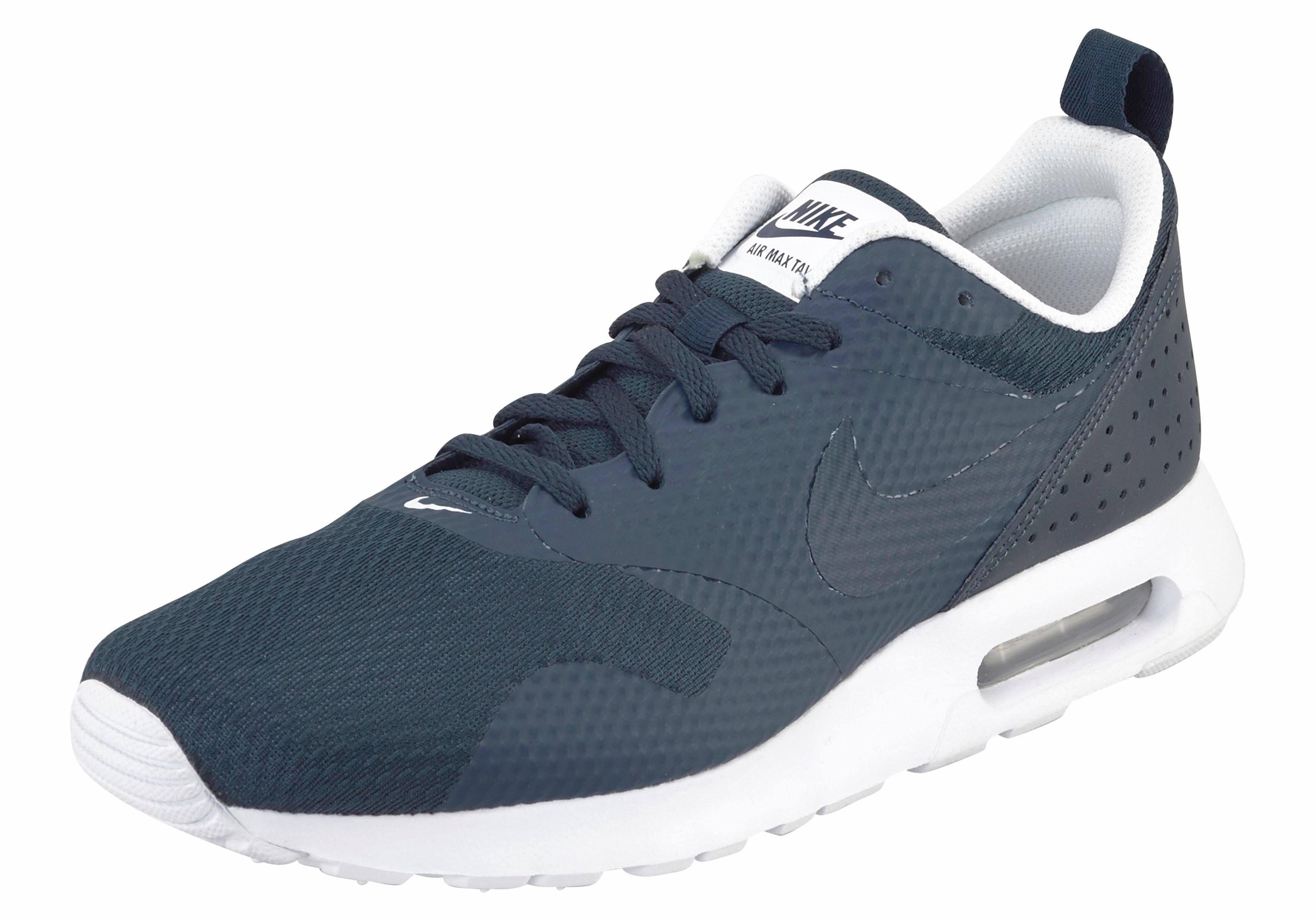 Max Herren Air Größe Nike Tavas Sneaker Schuhe 41 Navy Dunkelblau 14qw5xU