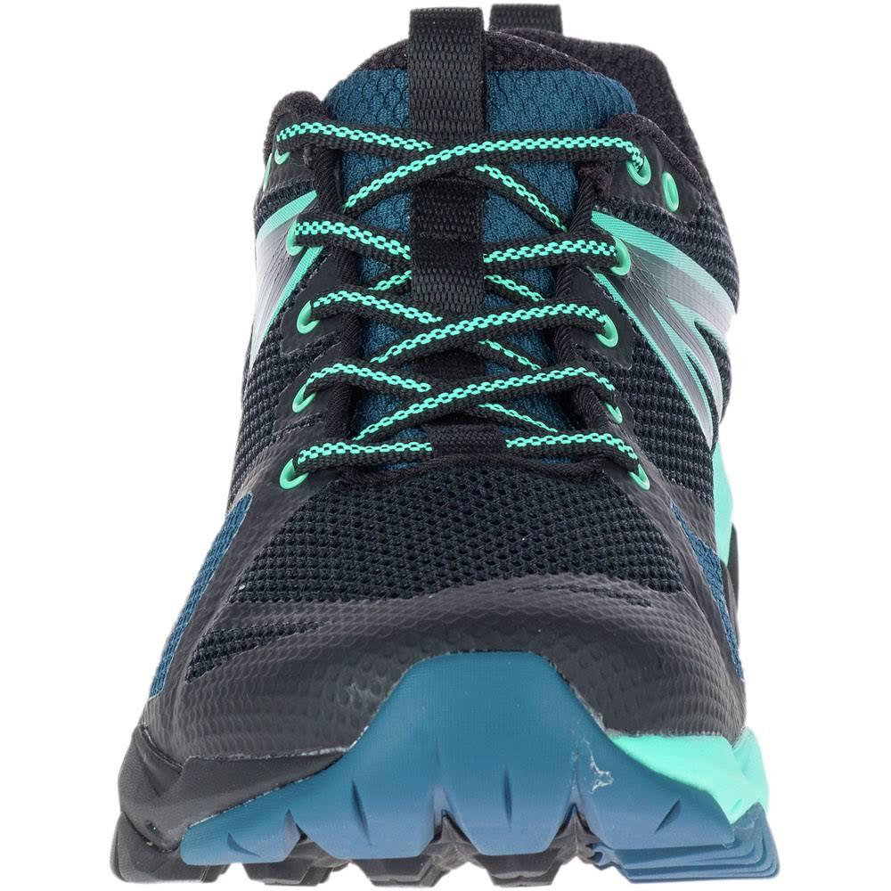 Mqm 5 Shoe Men's 41 Flex Merrell Blue 41 Sxqpwf115