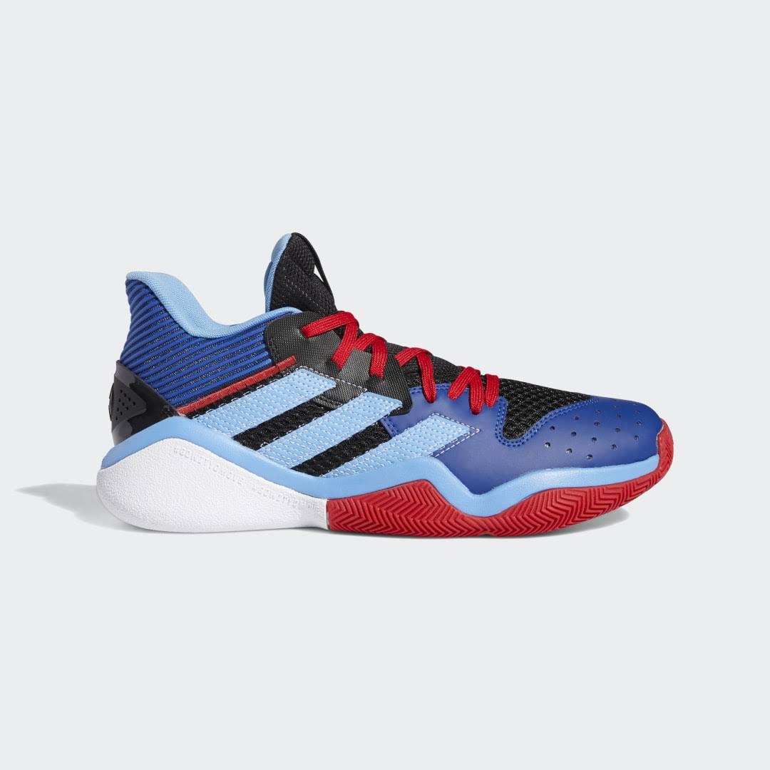 Adidas Harden Stepback Shoes Basketball - Black