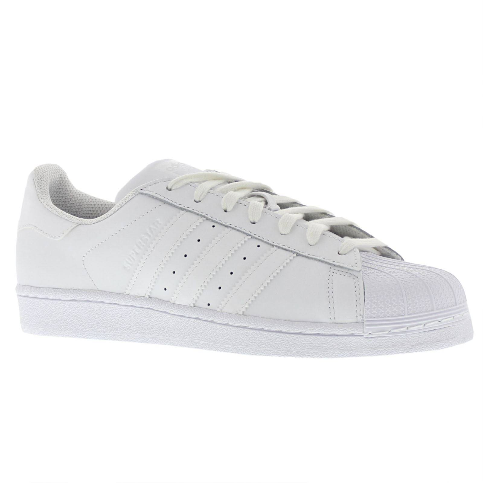 Adidas - Superstar White / 7.5