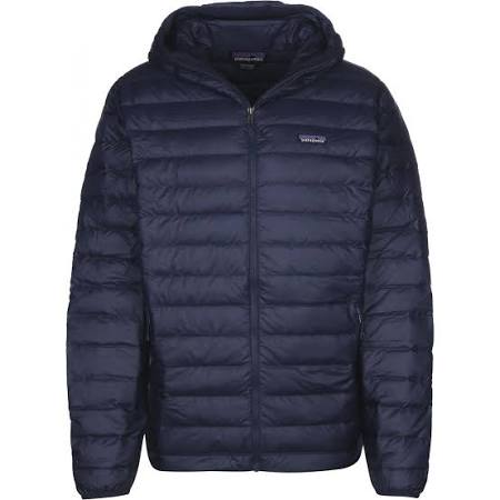 Blue Navy Classic Down 19 M Sweater Patagonia Hoody Size gU76Yfx