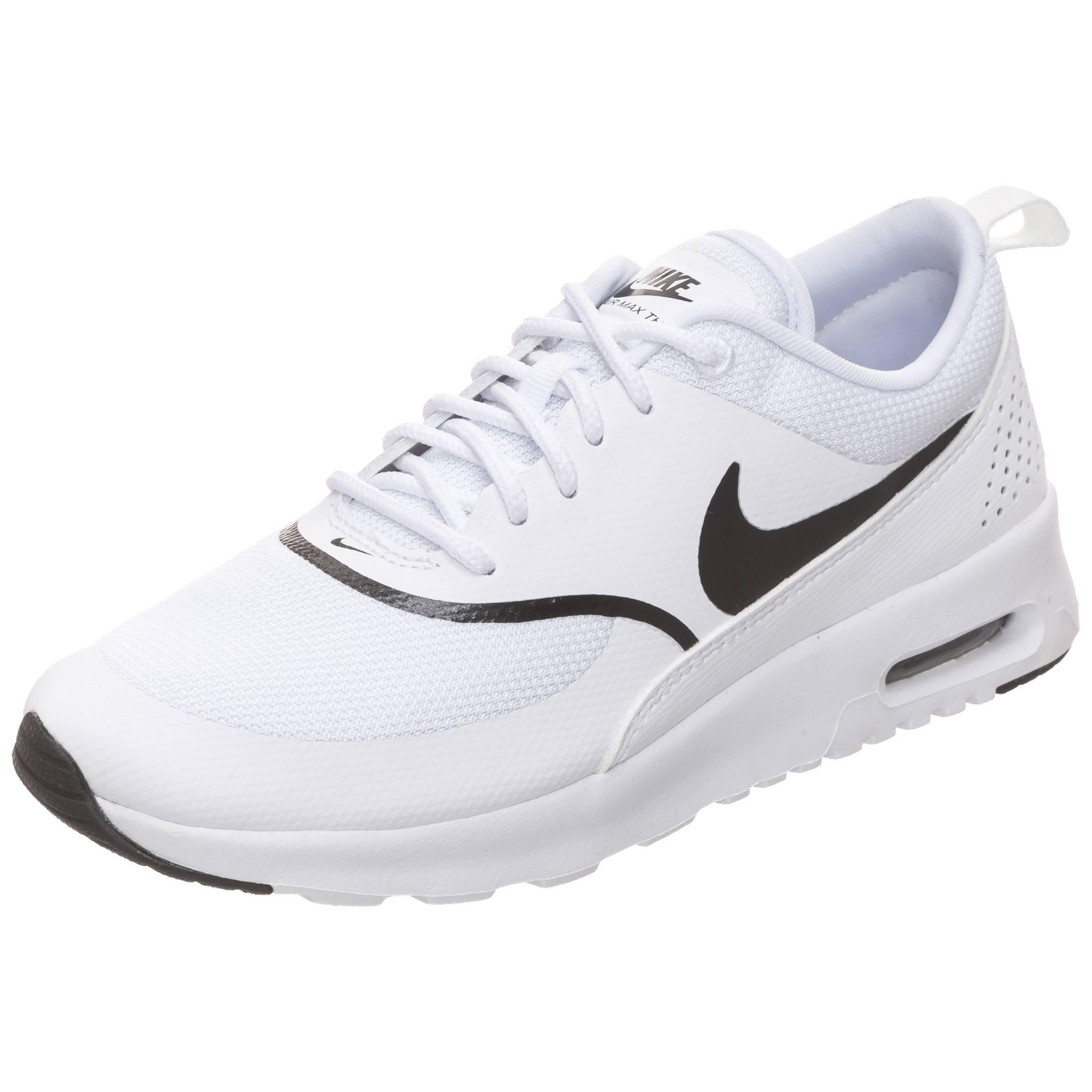 Air 38Wit Nike Zwart Max Thea Sneaker Damen Nny0m8wPvO