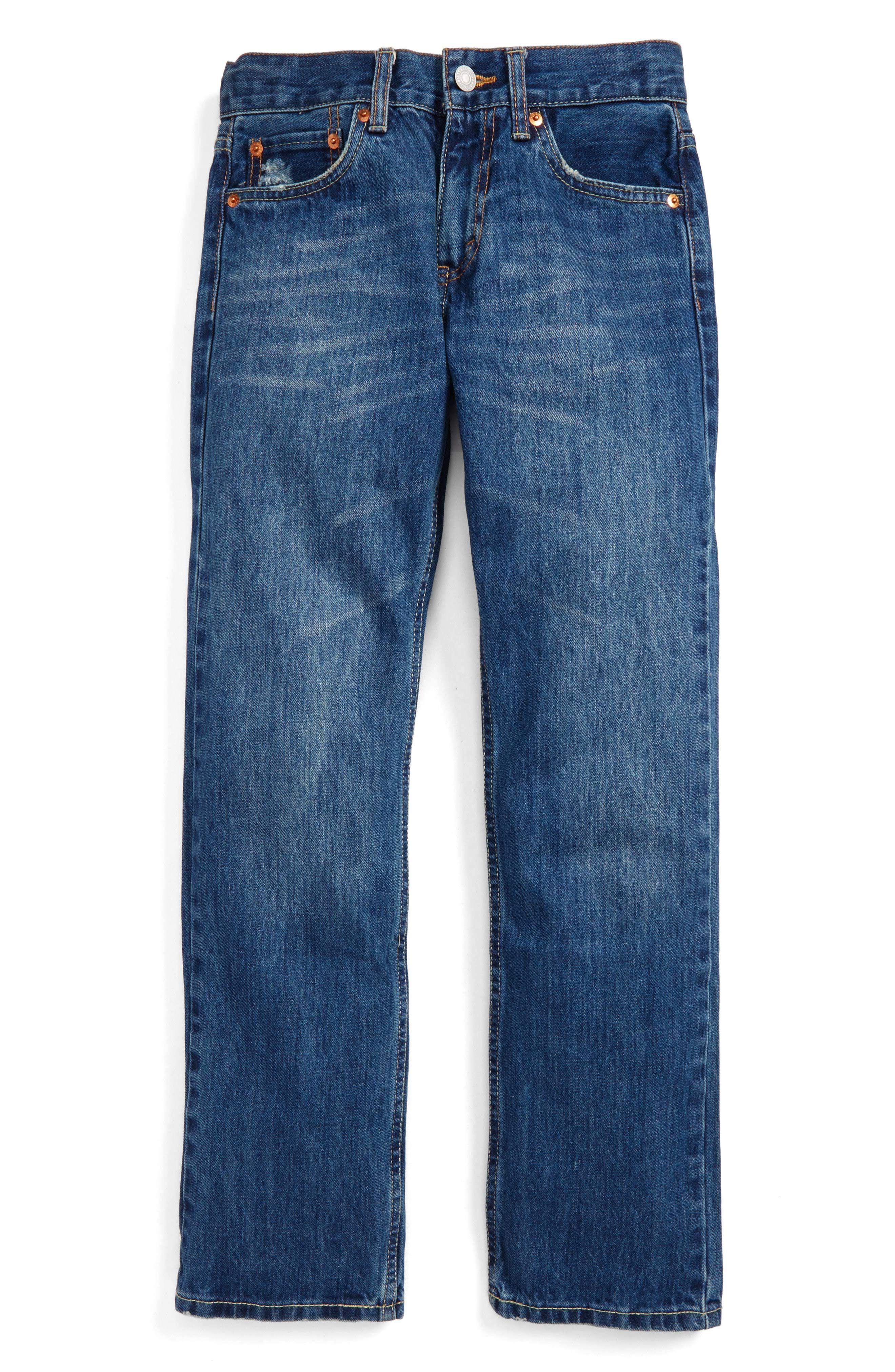 Corte De Boys Little Jeans 7x Recto Nevermind 4 514 Levi's Ff6Zq7wx