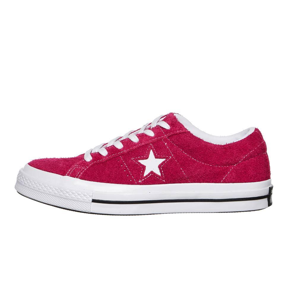 Rosa Eu Pop Damen Weiß Ox One Star Converse 39 qwtFvAO