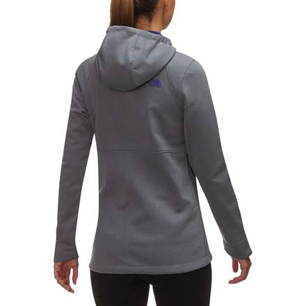 Medium Für Grey Blue Frauen Risor Deep The S Hoodie Heather Face North Tnf Apex qxXH68