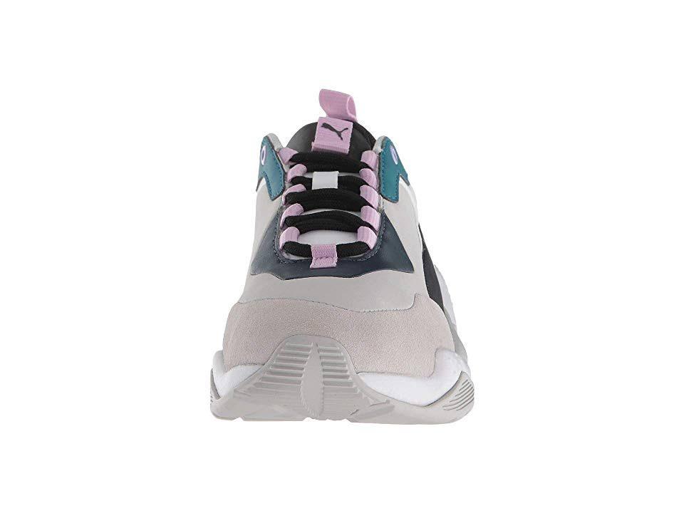 Thunder Blanco 6b Para Mujer Gris Puma 36eu Rive Colorblock Zapatillas xv15nxH