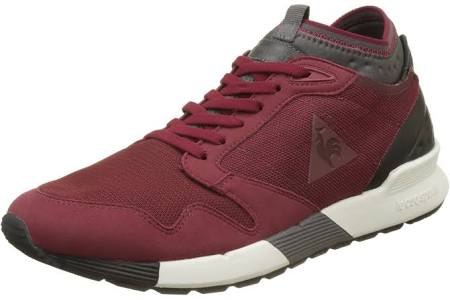 Le Trainer Wine Rot 43 Herren rouge Low Omicron Eu Coq Sportif Wine Craft Ruby rXpqBrw