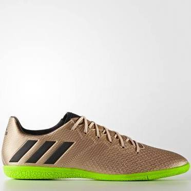 3 10½ Hombre De Zapatillas Messi Para 16 Indoor Adidas Fútbol q1Fn6S1